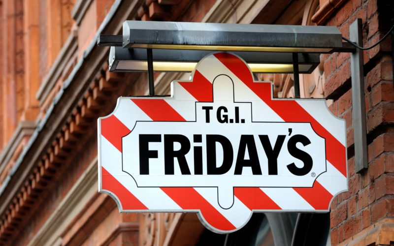 TGI Fridays invite code: FAFASN2453