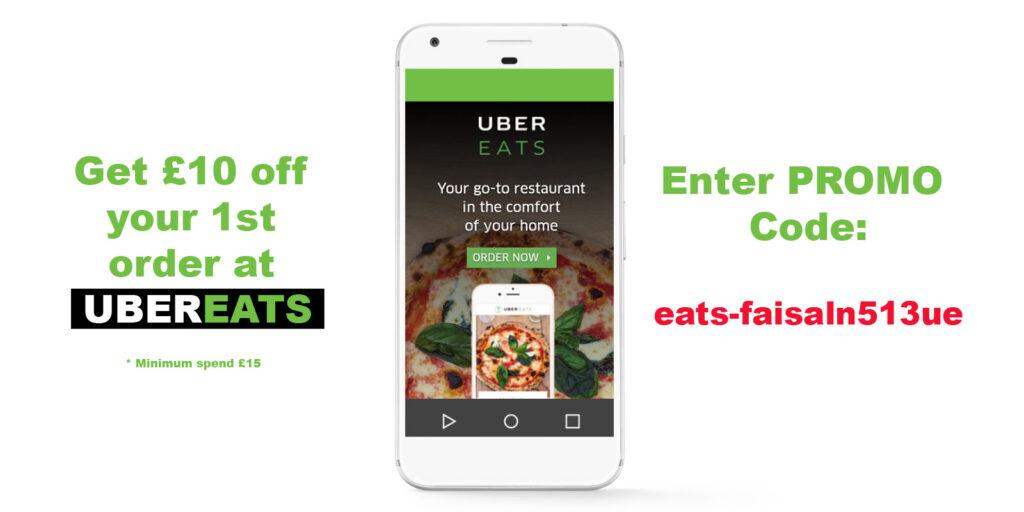 UBEREATS promo code: eats-faisaln513ue