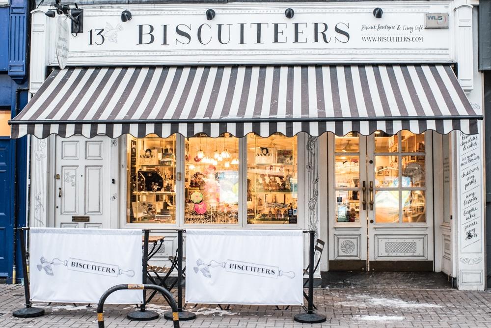 Biscuiteers Referral code